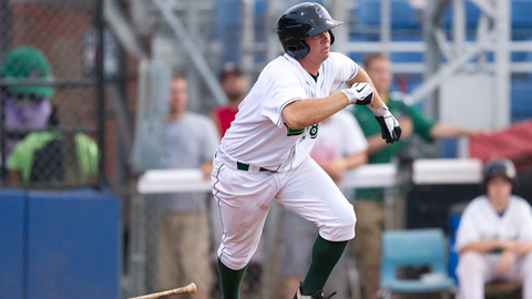 Josh Adams hit two homers Monday, his third and fourth of the season.