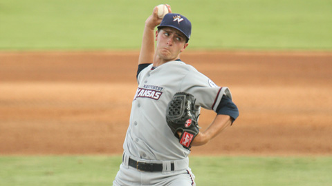 Jake Odorizzi dropped his ERA from 6.75 to 4.08 with Monday's start.