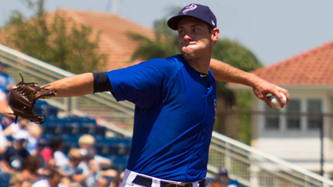 Tony Cingrani is 4-1 with a 1.50 ERA in seven starts since joining Pensacola last month.